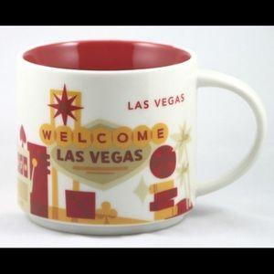 Starbucks Las Vegas You Are Here Collection Mug